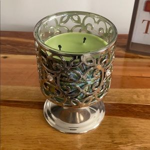 Bath & Body Works Accents - Bath&body works candle holder